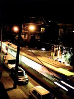 Mean Streets of Cole Valley by masterkiki