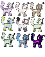 . Kitty Adopts . -OPEN- by Misty-Funki-Adopts