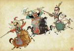 character of Tang Dynasty by benryyou