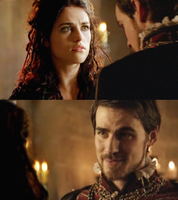Killian and Morgana by xLexieRusso2