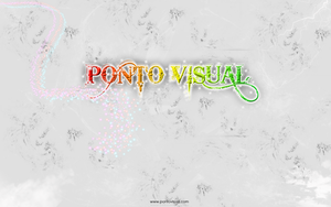 Wallpaper Design Ponto Visual by alexandreperei