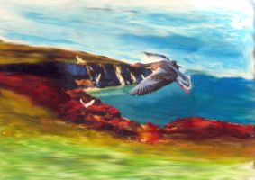 Flight of the Goose by Hermione75