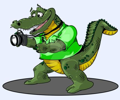 Front Gator by TonyTempest