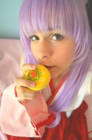 Hanyuu Furude: Nom by thecreatorscreations