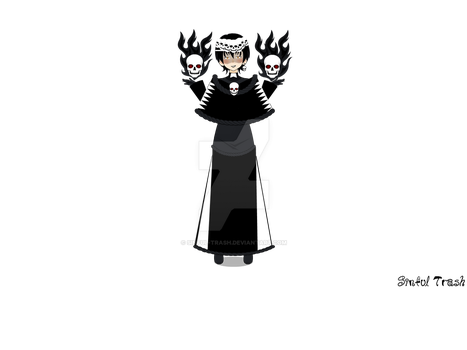 Soul Eater- Death the Kid the Necromancer by Sinful-Trash