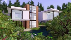 Sims 3 house by MarosStefanovic