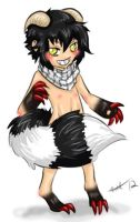 Chibi Comm-Hyde for orokabulover369 by CNat