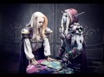 World of Warcraft - Ladies of Azeroth by Narga-Lifestream