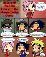 Naruto Dating Game by Myui