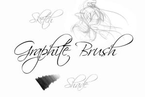 Graphite Brushes by K3lit0