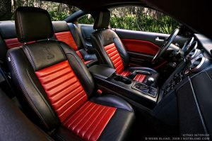 GT500 Interior by notbland