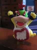 Clay Bowser Jr. from New Super Mario Bros. Wii! by Demetrax1