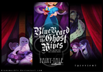 Fairy Tale Artbook -Bluebeard preview- by DianaMaRble