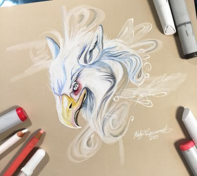 257- Ghost by Lucky978