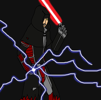 Angry Joe Sith by Kaiju-Borru-Zetto