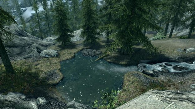 The Beauty Of Skyrim by MysticalBats