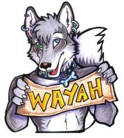Badge Wayah by lady-cybercat