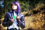 Gundam 00 - violet by love-squad