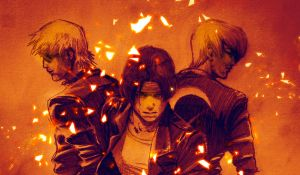 Boys with flame by Dante6686