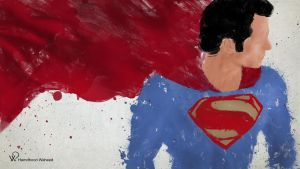 Man of Steel by Hamdhoon-W
