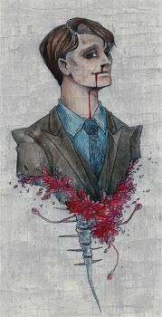 Hannibal Lecter by TemLin