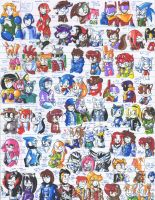 Felt pen doodles 47 by General-RADIX