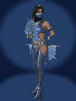 Kitana (Tournament) by Sticklove