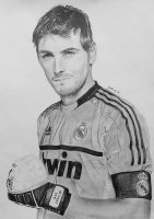 Iker Casillas by Gatter87