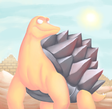 Cragshell by HexFrogge