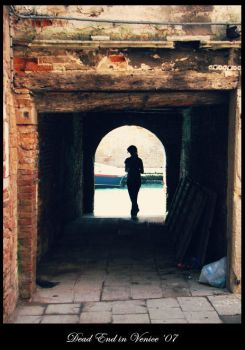 Dead End in Venice by Thpx