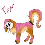 MYO  Lucky Chime  Tiger by Sister-wolf