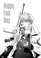 Happy Fool Day by STECHA191