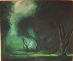 Forest by Spacewoman-Spiff