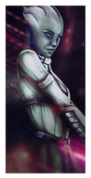 Liara by felitomkinson