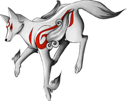 Amaterasu by J-frostik