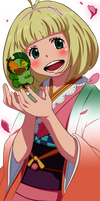 Shiemi Moriyama by Narusailor
