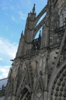 Cologne Cathedral 2 by Grzzz