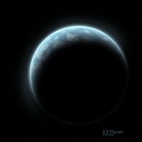 Ice Planet by ShadowMaster29