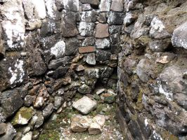 Stone-Walled Corner by frisbystock