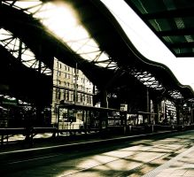Southern Cross Station by addr010