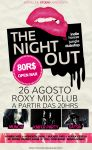 The Night Out Flyer by Tioroshi