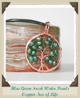Tree of Life Freshwater Pearls by Moon-Willow