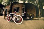The Fixies in 798 Beijing by coppahead