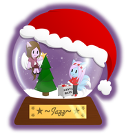 Christmas Snowglobe - Jazz by Areiv