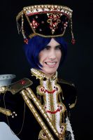 Radu Barvon - Trinity Blood by OkariDane