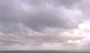 The Clouds and Me - The River Tejo 2012-65.2 by Kay-March