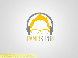PamirSong Logo by masouddesign