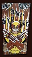 Wolverine by cgianelloni