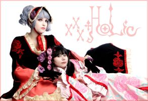 XXX Holic cover by Witchiko