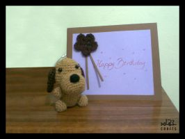 Little dog - pattern by GehadMekki